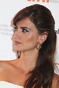 PENELOPE CRUZ - RED CARPET OF THE FILM 'MA MA' - 40TH TORONTO INTERNATIONAL FILM FESTIVAL 2015<br /> ©Exclusivepix Media