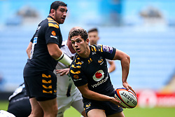 Sam Wolstenholme of Wasps - Mandatory by-line: Robbie Stephenson/JMP - 12/10/2019 - RUGBY - Ricoh Arena - Coventry, England - Wasps v Worcester Warriors - Premiership Rugby Cup