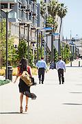 Downtown Long Beach Promenade