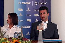 Milena Cernilokar Radez and Ales Kalan