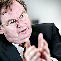 Nederland,Den Haag ,6 augustus 2007..Bernard Wientjes. voorzitter bij VNO-NCW..Foto:Jean-Pierre Jans