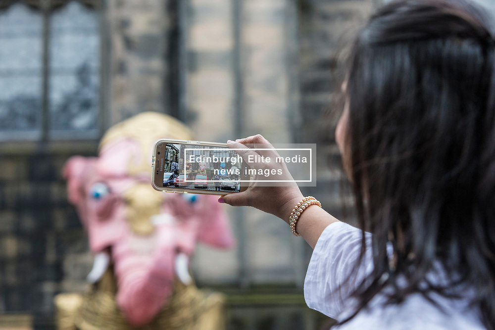The Edinburgh Diwali celebration culminates in a procession from the City Chambers on the historic Royal Mile to the Princes Street Gardens. Celebrated throughout the world by Hindus, Seikhs and Jains, the Festival of Light symbolises the victory of good over evil. People celebrate Diwali through distributing sweets, gifts and thanks giving to each other.