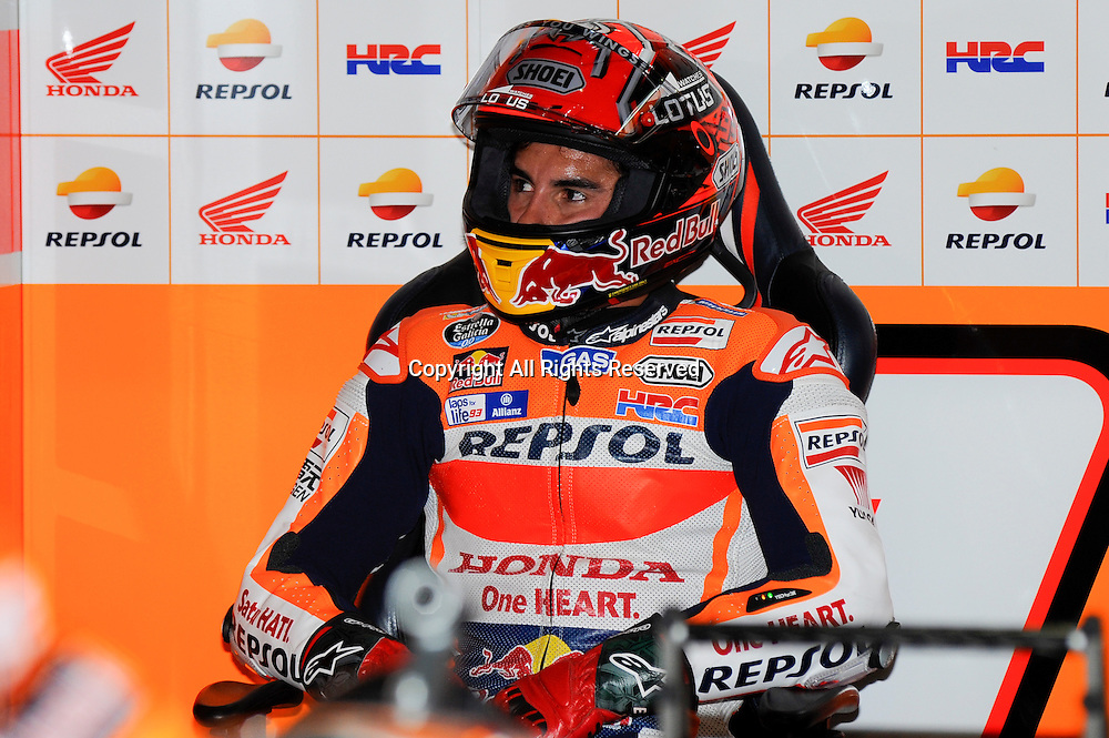 18.03.2016. Losail International Circuit, Doha, Qatar.Commercial Bank Grand Prix of Qatar. Marc Marquez (Repsol Honda team) during the free practice sessions.