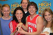 High School Musical Persdag