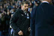 Slaven Bilic before the EFL Sky Bet Championship match between West Bromwich Albion and Stoke City at The Hawthorns, West Bromwich, England on 20 January 2020.