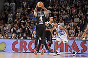 DESCRIZIONE : Campionato 2014/15 Dinamo Banco di Sardegna Sassari - Dolomiti Energia Aquila Trento Playoff Quarti di Finale Gara4<br /> GIOCATORE : Jamarr Sanders<br /> CATEGORIA : Tiro Tre Punti Three Point Controcampo<br /> SQUADRA : Dolomiti Energia Trento<br /> EVENTO : LegaBasket Serie A Beko 2014/2015 Playoff Quarti di Finale Gara4<br /> GARA : Dinamo Banco di Sardegna Sassari - Dolomiti Energia Aquila Trento Gara4<br /> DATA : 24/05/2015<br /> SPORT : Pallacanestro <br /> AUTORE : Agenzia Ciamillo-Castoria/C.AtzoriAUTORE : Agenzia Ciamillo-Castoria/C.Atzori