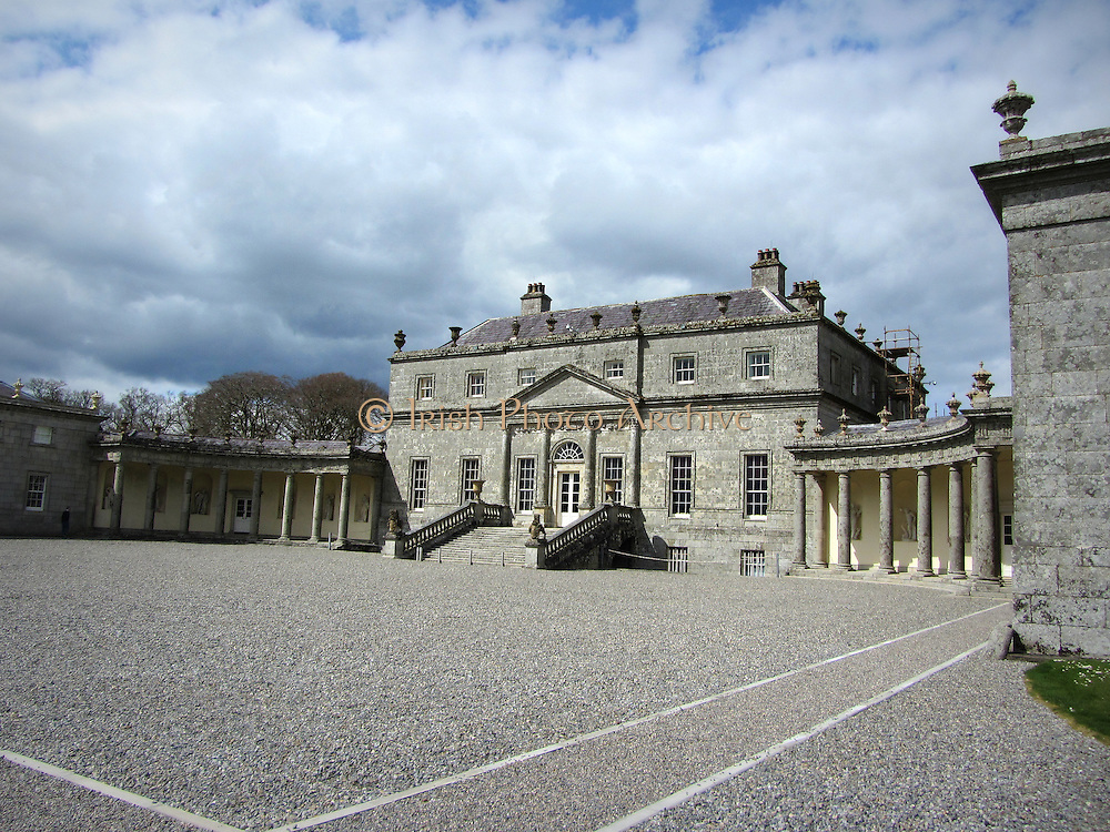 Russborough House Blessington, Wicklow