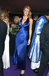 BARONESS STEPHEN BENTINCK, she is actress Lisa Hogan at The British Red Cross London Ball - H2O The Element of Life, held at The Room by The River, 99 Upper Ground, London SE1 on 17th November 2005.<br /><br />NON EXCLUSIVE - WORLD RIGHTS