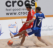 FIFA BEACH SOCCER WORLD CUP 2011 - QUALIFIER MUSCAT