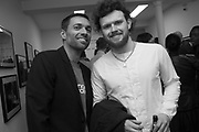 MASSIMO GIORGETTI; HENRY HUSSEY, The Verve, photographs by Chris Floyd ... Art Bermondsey Project Space, London. 6 September 2017