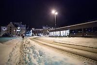 Aalesund Snowscapes.<br /> Foto: Svein Ove Ekornesvåg
