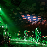 Peter Hook And The Light in concert at The Barrowlands Ballroom, Glasgow, Scotland, Great Britain