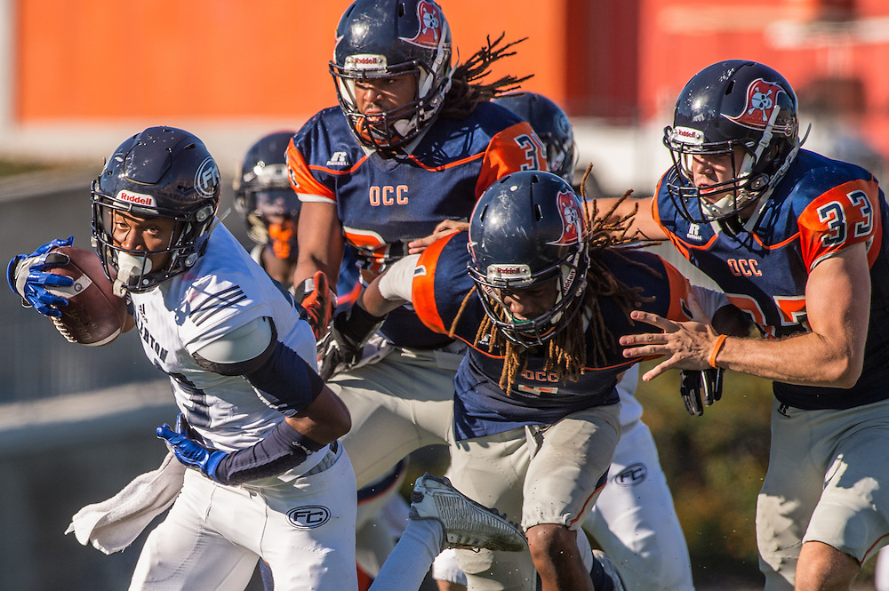 Fullerton Junior College at Orange Coast College<br /> <br /> <br /> Photo by Terrance Jack, Sports Shooter Academy