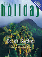 Travel Holiday, Caribbean, Eden's Gardens. Cover