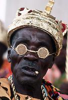 Ashanti tribe in Ghana.