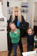 JO WOOD, Pakpoom Silaphan 'Empire State' Opening Reception, Scream. Eastcastle St. London. 21 February 2013