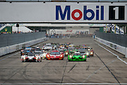 March 17-19, 2016: Mobile 1 12 hours of Sebring 2016. Start of the 2016 12 hrs of Sebring Prototype class.