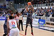 Roy Devyn Marble<br /> Dolomiti Energia Aquila Basket Trento - Consultinvest Victoria Libertas Pesaro<br /> Lega Basket Serie A 2016/2017<br /> Trento, 26/03/2017<br /> Foto Ciamillo - Castoria