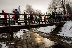 Priprave Ljubljanski maraton 2019, on January 26, 2019 in Koseze, Ljubljana, Slovenia. Photo by Vid Ponikvar / Sportida