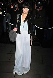 © Licensed to London News Pictures. 14/12/2011. London, England.Daisy Lowe attends the English National Ballet: The Nutcracker - Christmas Performance in St Martins London .  Photo credit : ALAN ROXBOROUGH/LNP
