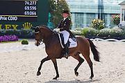 Marcela Krinke Susmeij - Smeyers Molberg<br /> World Equestrian Festival, CHIO Aachen 2012<br /> © DigiShots