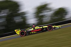 ndyCar 2018: Verizon IndyCar Series KOHLER Grand Prix - 22 June 2018