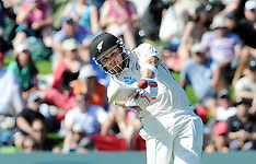 Christchurch-Cricket, New Zealand v Sri Lanka, 1st test, day 1