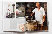 Photography publication in Sielska Kuchnia magazine. Photography by Piotr Gesicki