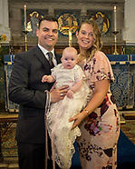 Emilia's Christening