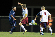 September 23, 2013: The St. Gregory's University Cavaliers play against the Oklahoma Christian University Eagles on the campus of Oklahoma Christian University.