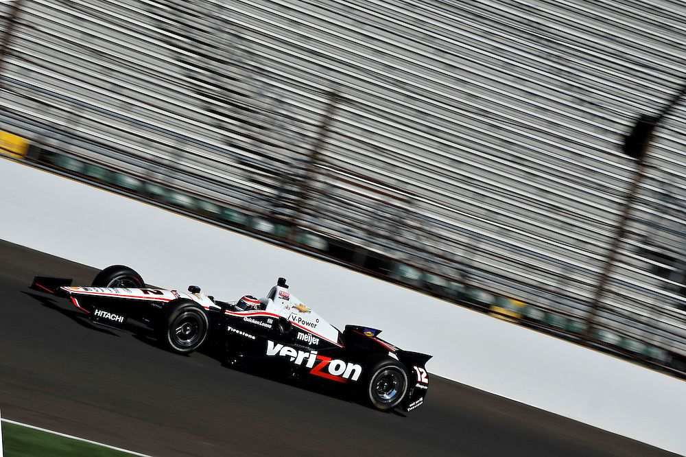 11-17 May, 2013, Indianapolis, Indiana, USA.Will Power.©2013, Scott R LePage.LAT Photo USA