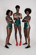 2016-17 Miami Hurricanes Men's & Women's Track & Field Photo Day