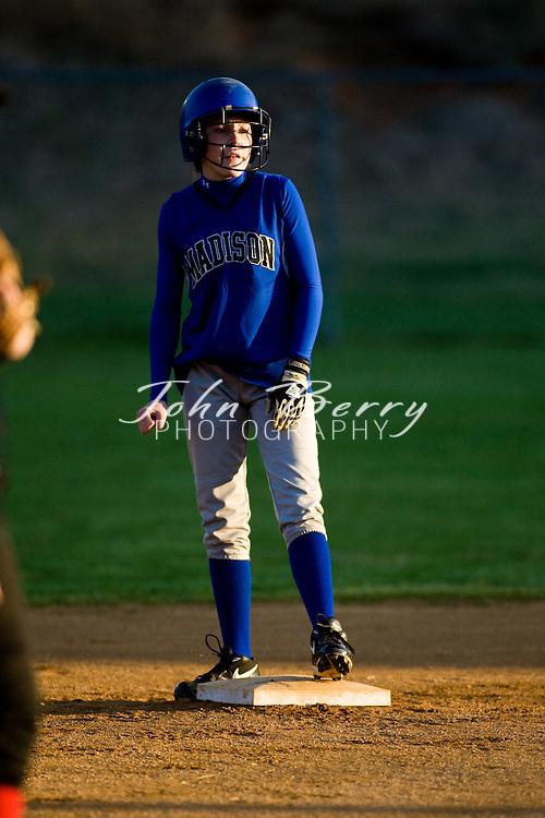 MCHS Varsity Softball .vs George Mason .4/15/2008..