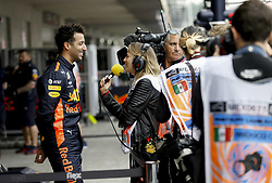 October 27, 2018 - Mexico-City, Mexico - Motorsports: FIA Formula One World Championship 2018, Grand Prix of Mexico, .#3 Daniel Ricciardo (AUS, Aston Martin Red Bull Racing) (Credit Image: © Hoch Zwei via ZUMA Wire)