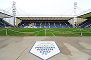 Deepdale Stadium during the Sky Bet Championship match between Preston North End and Queens Park Rangers at Deepdale, Preston, England on 19 March 2016. Photo by Pete Burns.