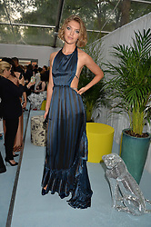 ARIZONA MUSE at the Glamour Magazine Women of the Year Awards in association with Next held in the Berkeley Square Gardens, London on 7th June 2016.