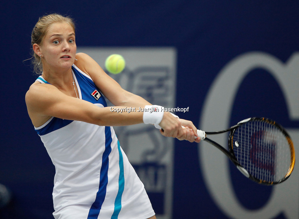 Generali Ladies Linz Open 2010,WTA Tour, Damen.Hallen Tennis Turnier in Linz, Oesterreich,.Anna Chakvetadze (RUS)