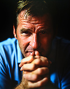 Nick Faldo shot at Wentworth Golf club 2005