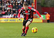 Picture by Tom Smith/Focus Images Ltd 07545141164<br /> 26/12/2013<br /> Ryan Fraser of Bournemouth during the Sky Bet Championship match at the Goldsands Stadium, Bournemouth.