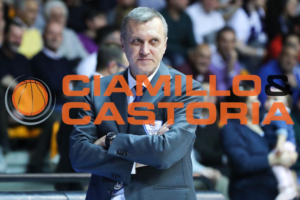 Kiril Bolshakov, Red October Cantù vs Vanoli Cremona LBA serie A 13^ giornata stagione 2016/2017 PalaDesio 27/12/2016