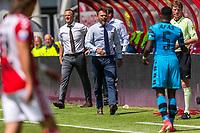 UTRECHT - 28-05-2017, FC Utrecht - AZ, Stadion Galgenwaard, Assistent trainer Dennis Haar
