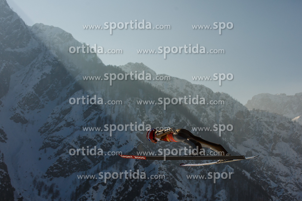 Stephan Leyhe (GER) during the Ski Flying Hill Individual Competition at Day 4 of FIS Ski Jumping World Cup Final 2016, on March 20, 2016 in Planica, Slovenia. Photo by Grega Valancic / Sportida
