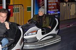 LAUREN SILVERMAN at the Hyde Park Winter Wonderland - VIP Preview Night, Hyde Park, London on 17th November 2016.