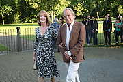 Jane Asher and Gerald Scarfe, Launch of Tina Brown's book 'The Diana Chronicles' hosted by Reuters. Serpentine Gallery. 18 June 2007.  -DO NOT ARCHIVE-© Copyright Photograph by Dafydd Jones. 248 Clapham Rd. London SW9 0PZ. Tel 0207 820 0771. www.dafjones.com.