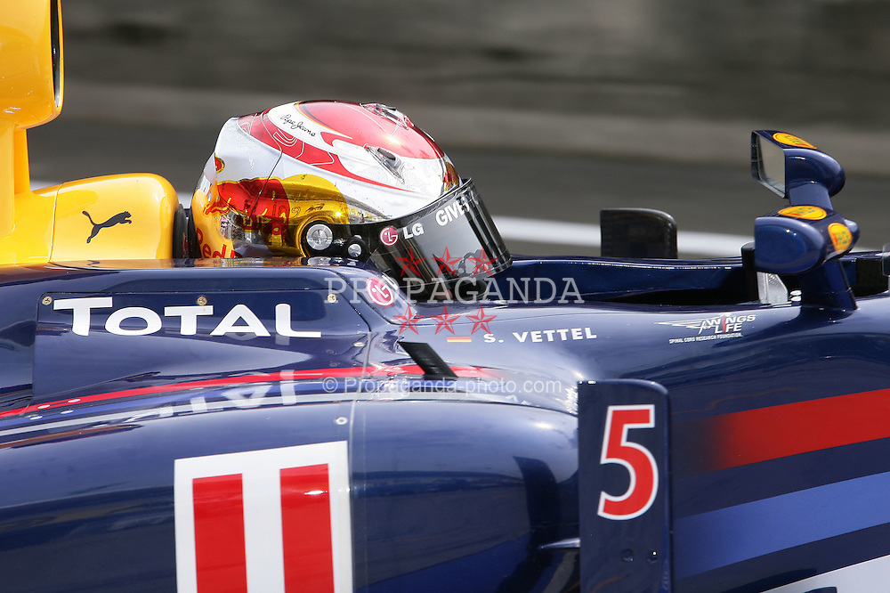 Motorsports / Formula 1: World Championship 2010, GP of Hungary, 05 Sebastian Vettel (GER, Red Bull Racing),