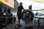 June 25 - 27, 2015: Lamborghini Super Trofeo Round 2-3, Watkins Glen NY. Pirelli