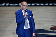 Presentazione Campionato Lega Basket 2016-2017<br /> Basket Serie A  2016<br /> Milano 26/09/2016<br /> Foto Ciamillo-Castoria