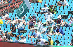 Pretoria 26-12-18. The 1st of three 5 day cricket Tests, South Africa vs Pakistan at SuperSport Park, Centurion. Day 1. Crowds in full sun as temperatures were in the upper 30's. Picture: Karen Sandison/African News Agency(ANA)