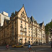 The Dakota Building on Central Park West on the Upper West Side of Manhattan