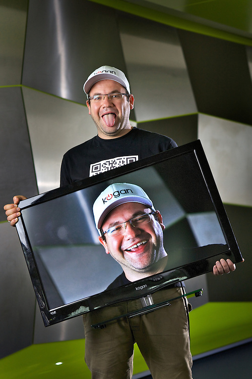 Ruslan Kogan sells TVs on the internet, he's the richest Australian under 30. Pic By Craig Sillitoe CSZ/The Sunday Age.8/3/2012  Pic By Craig Sillitoe CSZ / The Sunday Age melbourne photographers, commercial photographers, industrial photographers, corporate photographer, architectural photographers, This photograph can be used for non commercial uses with attribution. Credit: Craig Sillitoe Photography / http://www.csillitoe.com<br />